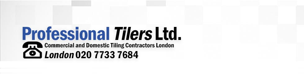 Professional Tilers Limited London Domestic and commercial tiling